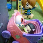 【映画鬼滅の刃】爆速無限列車の箱に玉を入れないといけないっミッション【クレーンゲーム】