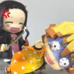 禰豆子の逆襲⁉︎ 鬼滅の刃【コマ撮り】 #237