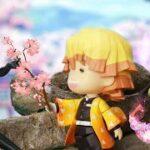 【鬼滅の刃】 禰豆子善逸メカ娘との戦い、勝つのはどっちだ?Kimetsu No Yaiba Stopmotion