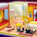 【鬼滅の刃】きめつのお部屋を手作り 💖 煉獄 杏寿郎のミニチュアドールハウスをDIY 💖 杏寿郎のベッド、小物を手作り工作✨ #28