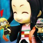 【鬼滅の刃】 Kimetsu No Yaiba アンチェインド   禰豆子の本能が目覚め、善逸との死闘が繰り広げられる