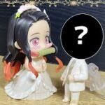 禰豆子の結婚式!?【鬼滅の刃】【コマ撮り】【ねんどろいど】