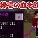 【Minecraft】継国緑壱の血を飲んで鬼殺隊を壊滅させる!!