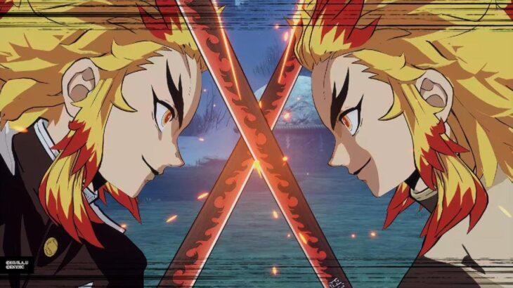 鬼滅の刃 ヒノカミ血風譚 煉獄さん対決 よもやよもや… 対戦が面白すぎる